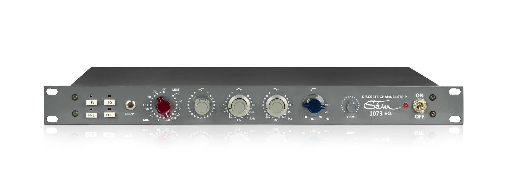1073EQ - Microphone Preamplifier & Equalizer